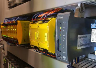 Modbus TCP zapewnia połączenie niemal z każdym sterownikiem