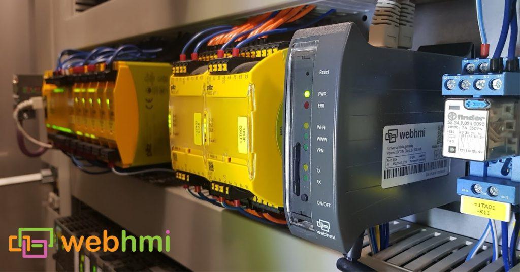 Artykuł o WebHMI na portalu iAutomatyka.