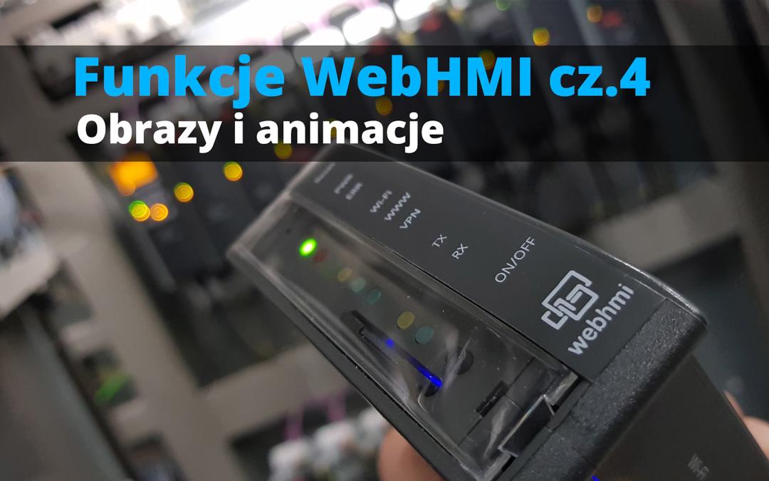 Funkcje WebHMI: Obrazy i animacje