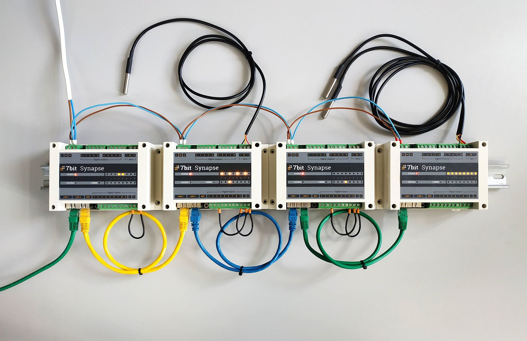 Protokół 1-Wire w module IO Synapse 7bit
