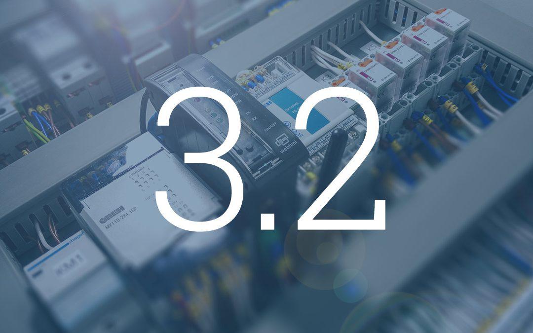 Aktualizacja oprogramowania WebHMI do wersji 3.2 – Zobacz nowe funkcje.