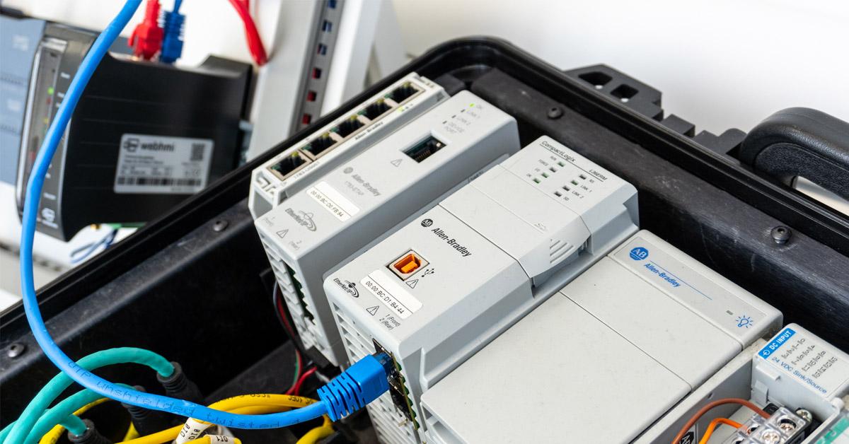 Ethernet IP + WebHMI – Aktualizacja do wersji 3.4