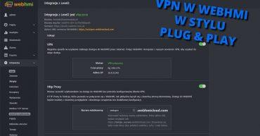 Automatyczna konfiguracja połączenia VPN przez level2