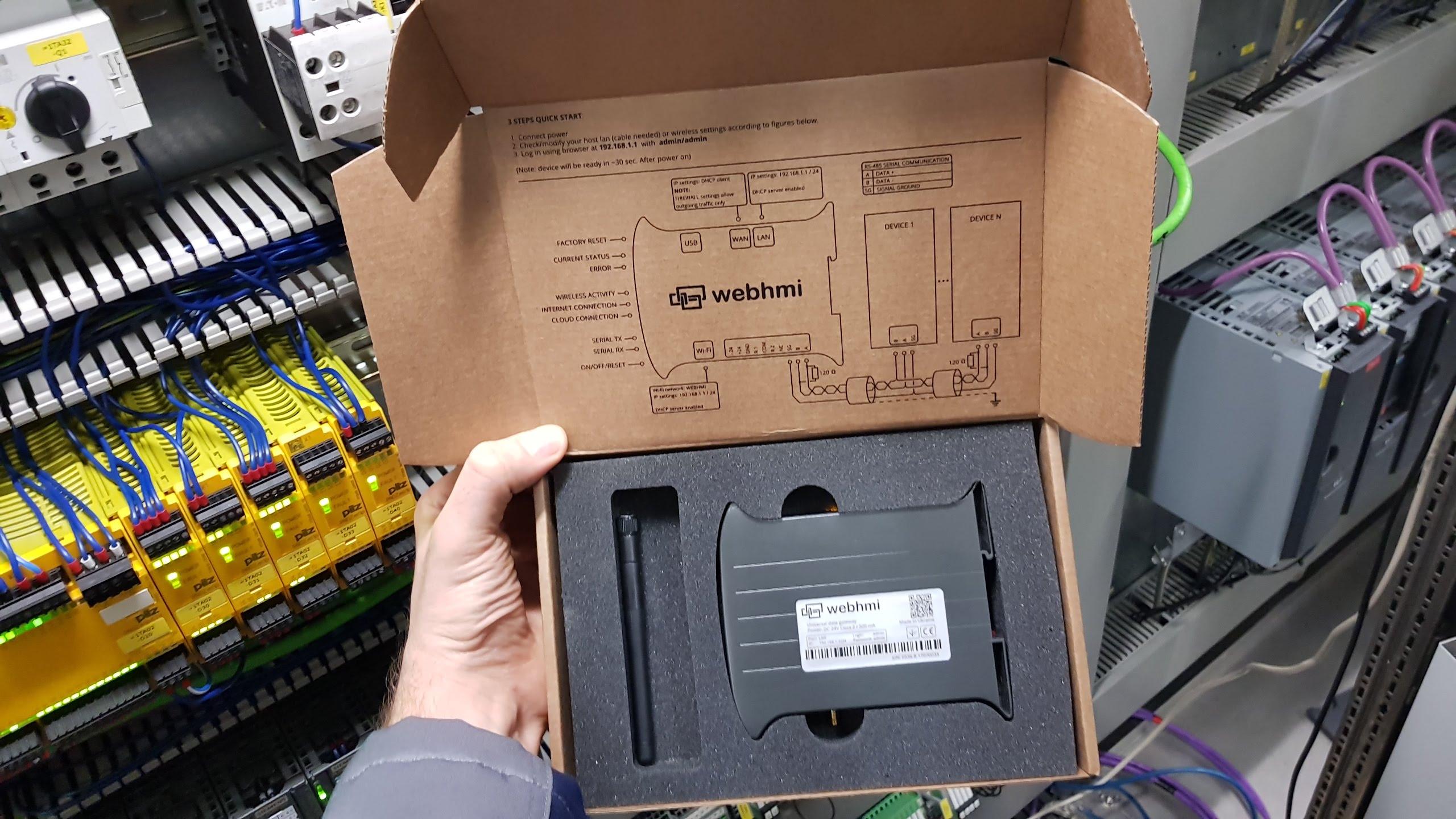 Jak tanim kosztem dodać system SCADA do układu automatyki?
