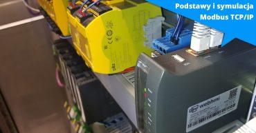 Podstawy i symulacja komunikacji Modbus TCP/IP – ModRSSim2 + Radzio! + WebHMI